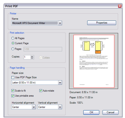 Using PagesViewer Print