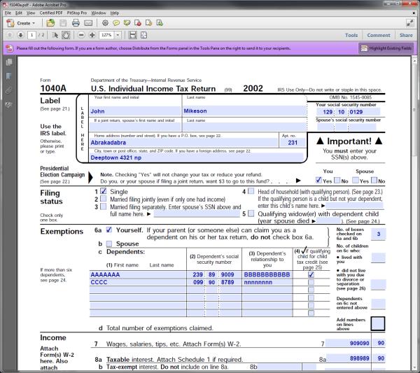 Flatten PDF Old